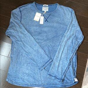 Lucky men's long sleeve t-shirt